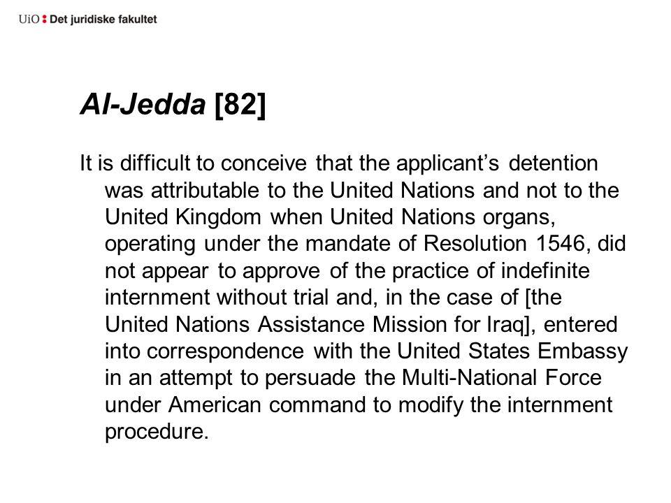 Al-Jedda [82]